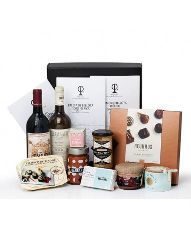 Pack Vinos Ibéricos y Productos Gourmet Seleccionados